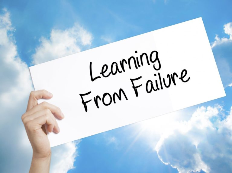 Failure: 5 Things Every Self-Employable Needs to Know