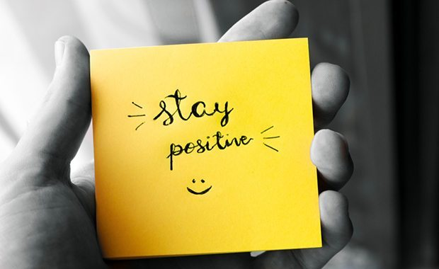 Keep It Positive! 3 Tips to Keep Your Head Above Water